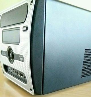 PC Intel captura vídeo