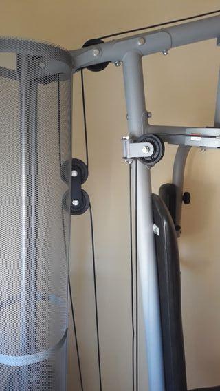 máquina de gimnasia..¡¡