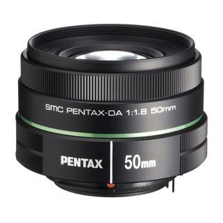 Objetivo Pentax DA 50mm