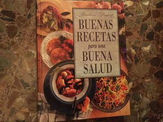 Buenas recetas para una buena Salud