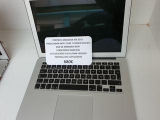 mackbook air 2015 i7