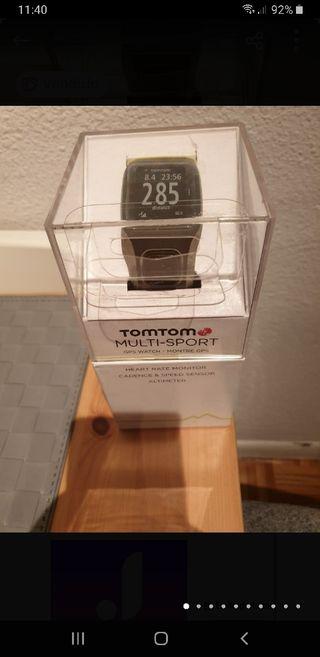 RELOJ TOMTOM MULTISPORT GPS