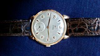 Reloj Cyma hombre de oro de 18 kilates