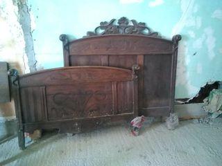 llit antic