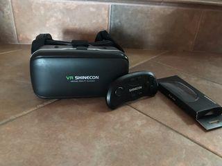 Gafas de realidad virtual 3D