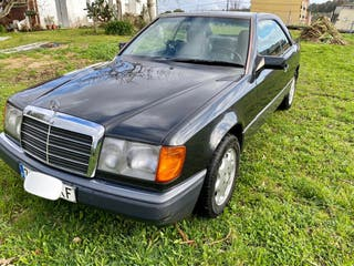 Mercedes-Benz 320 CE Coupe W124 1993