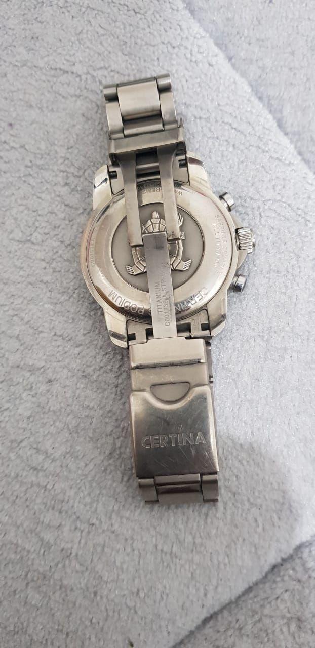 Reloj Certina Ds Podium Titanium (100m/330ft)