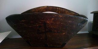 cesta madera