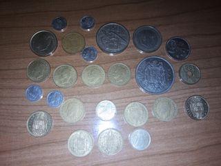 Monedas Pesetas Franco Pack