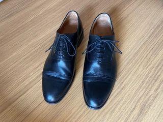 Zapatos Scalpers - Modelo Oxford Piel