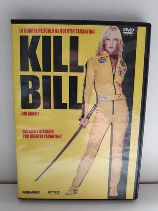 Kill Bill Volumen 1 [DVD]