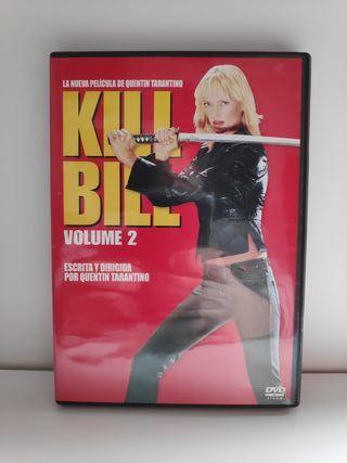 Kill Bill Volumen 2 [DVD]