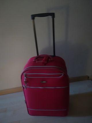 maleta mediana Totem, con ruedas