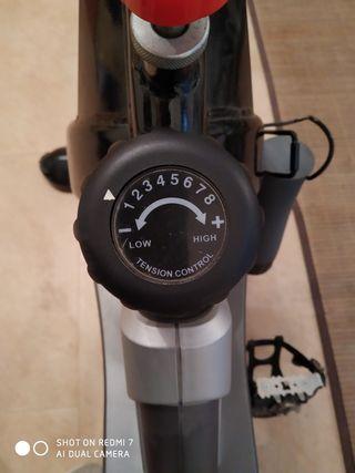 Bicicleta spinning marca BH Indoor Spada