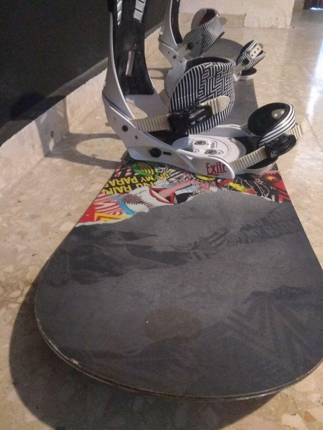 Tabla snowboard Burton