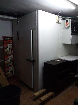 Cámara frigorífica (Congelación)