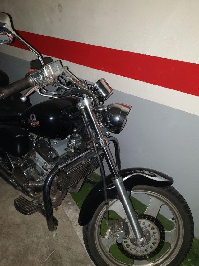 CSR Regal Raptor 250cc