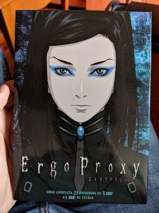 Ergo proxy serie dvd