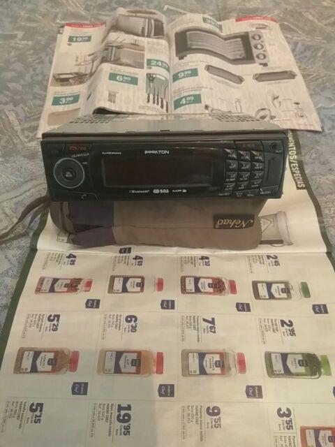 Radio CD MP3 de coches