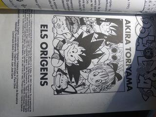 """104 comics """"bola de drac"""""""