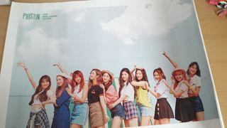 PRISTIN Poster Kpop