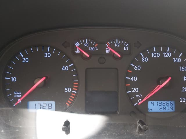 Volkswagen Golf 2000