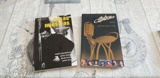 Lote 2 libros de monólogos