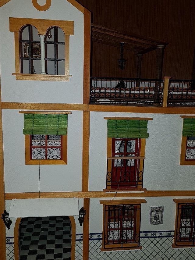 casa andaluza de muñecas