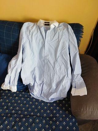 Camisa Hackett, talla XXL, poco uso