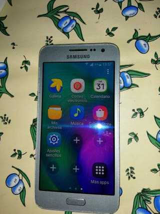 vendo móvil Samsung A3 2015
