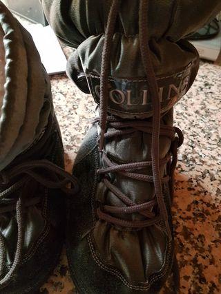 botas de nieve número 35 - 37