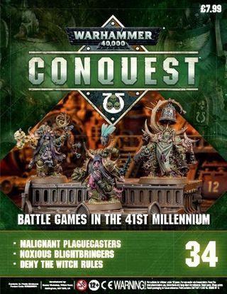 Warhammer Conquest 34
