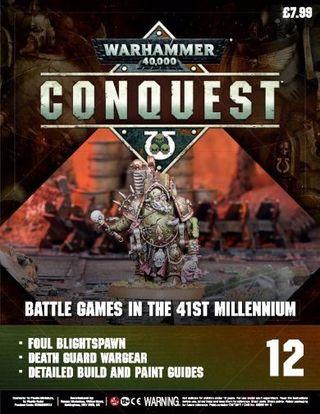 Warhammer Conquest 12 - Foul Blightspawn