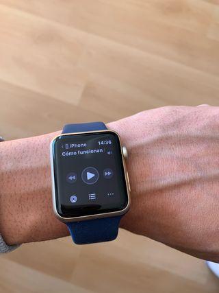 Apple Watch serie 1 GOLD 42MM