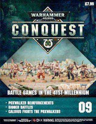 Warhammer Conquest 9 - Poxwalkers