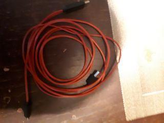HDMI cable port