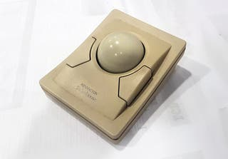 Trackball Kensington para Apple Vintage Retro