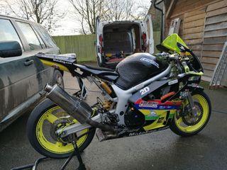 suzuki sv650 minitwin stocktwins race bike