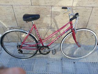 Antigua bicicleta Orbea Laida