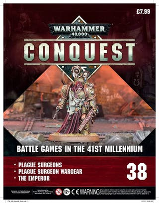 Warhammer Conquest 38 - Plague Surgeons