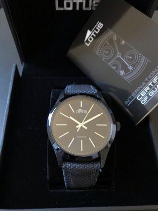 Reloj Lotus + regalos adicionales