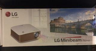 Proyector led LG PH150g, hasta 100 pulgadas
