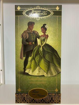 Muñeca Tiana fairytale Disney edición limitada
