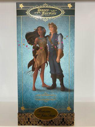 Muñeca Pocahontas fairytale edición limitada