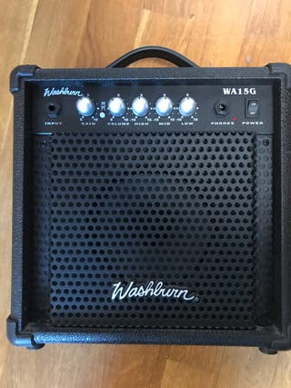 Amplificador Washburn