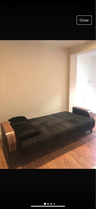 Bed sofa- new condition