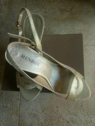 Zapato de Fiesta MENBUR