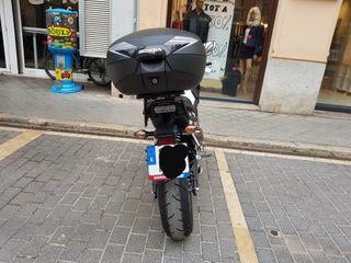 Maleta moto HONDA 48 litros