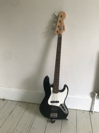Fender SQ affinity jazz bass