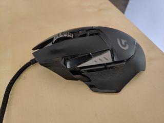 logitech g502 gaming Ratón